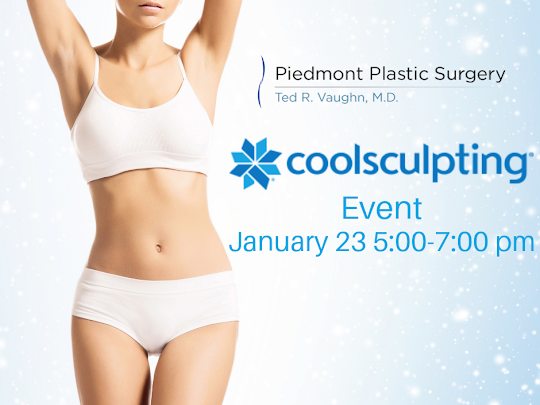 CoolSculpting Event at Piedmont Plastic Surgery